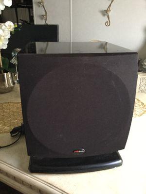 Polk audio subwoofer for Sale in Anaheim, CA