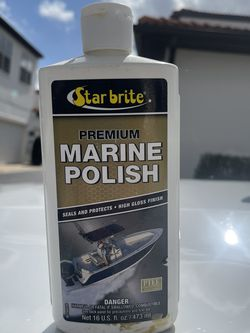 16 Oz Starbrite Premium Marine Polish for Sale in Winter Garden,  FL
