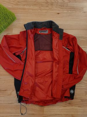 Novara Womens M Cycling Jacket Jogger Detachable Arms Lightweight for Sale in Westminster, CO
