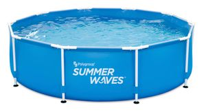 Intex 10ft x 30in Metal Frame Swimming Pool Set with Filter Pump for Sale in Alexandria, VA