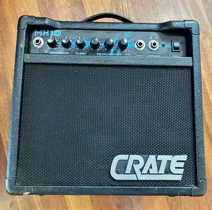 CRATE MX 10 guitar amp for Sale in Tacoma, WA