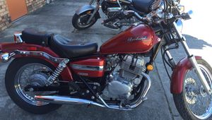 2007 motorcycle Honda rebel for Sale in Clearwater, FL