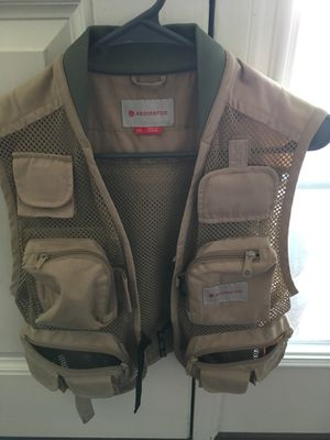 Kids' fishing vest for Sale in Arlington, VA