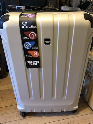 Sharper Image Suitcase for Sale in Santa Ana, CA
