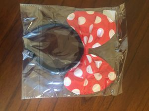Minnie Mouse's ears for Sale in Castro Valley, CA