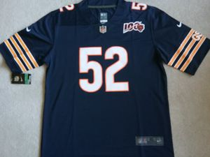(XL) Chicago Bears Mack Jersey Size Adult XL for Sale in Chicago, IL