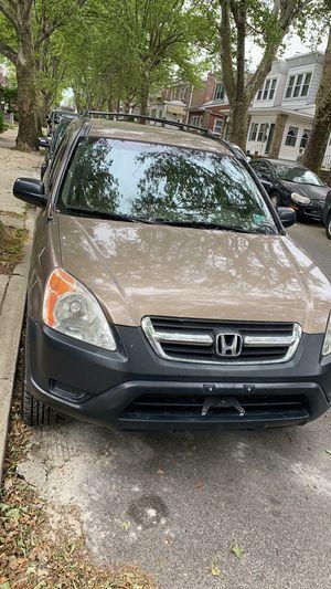 2004 HONDA CRV for Sale in Philadelphia, PA