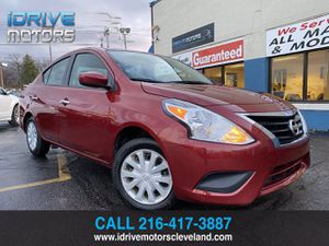 2018 Nissan Versa Sedan for Sale in Cleveland, OH