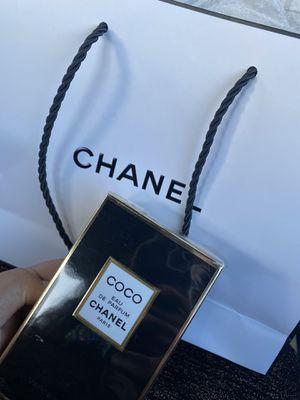 Coco Chanel perfume 3.4 oz for Sale in San Bernardino, CA