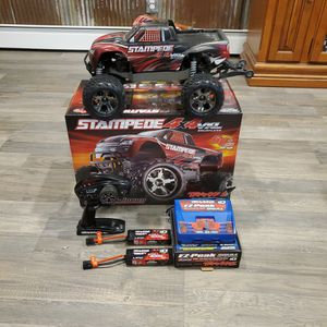 Traxxas Stampede 4x4 VXL for Sale in Philadelphia, PA