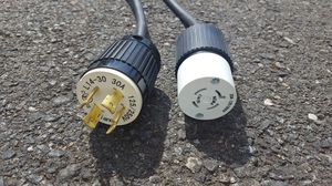 30' 125/250V Generator Cable for Sale in Chelan, WA