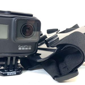 GoPro Hero 7 Black Action Camera With Chest Strap for Sale in Chino, CA
