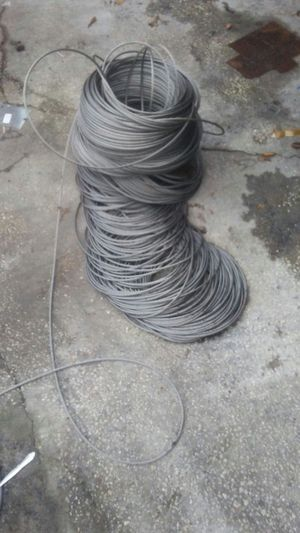 Cable for winch ect for Sale in Land O' Lakes, FL