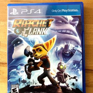 Ratchet And Clank For PS4 for Sale in San Jose, CA