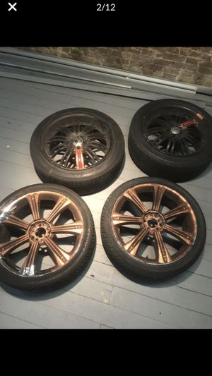 20 inch rims for Sale in The Bronx, NY
