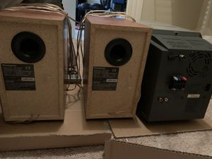 Panasonic stereo system for Sale in Plano, TX