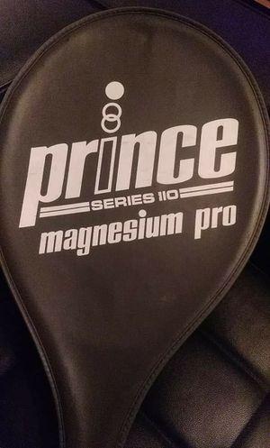 Prince Magnesium Series 110 Tennis Racket for Sale in Saint Petersburg, FL