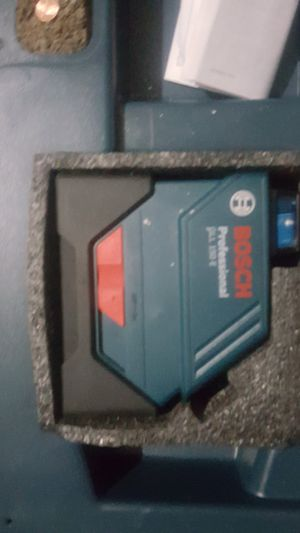 Brand new bosch ill 150 laser level for Sale in Oklahoma City, OK