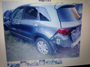 2012 Acura RDX Parting Out for Sale in Macclesfield, NC
