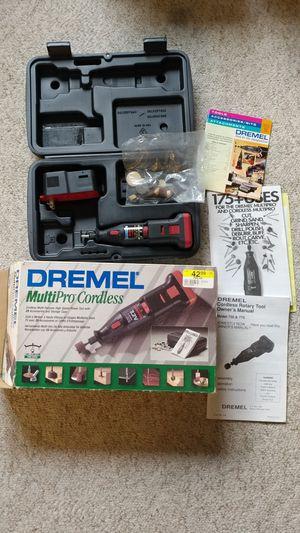 Dremel Multi Pro Cordless tool for Sale in Lynnwood, WA