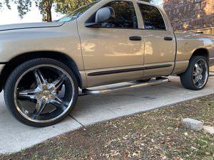 26 inch rims for Sale in San Antonio, TX