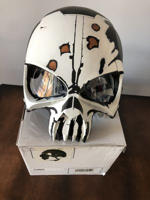 Motorcycle Helmet/ Custom for Sale in Romeoville, IL