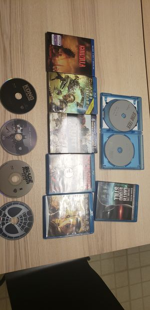Blu ray movies for Sale in Washington, DC