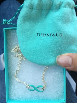 Tiffany Infinity Necklace for Sale in Denver, CO