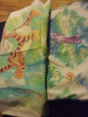 Twin size sheets Winnie the Pooh for Sale in Valley Stream, NY