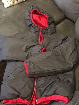 Kids North Face Reversible unisex coat for Sale in Lancaster, OH