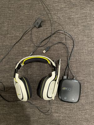 Astro A50 Gaming Headset for Sale in Black Diamond, WA