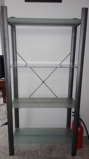 Glass and Metal shelves for Sale in Federal Way, WA