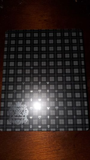 Kingdom hearts 3 STEEL CASE ONLY. for Sale in Tampa, FL