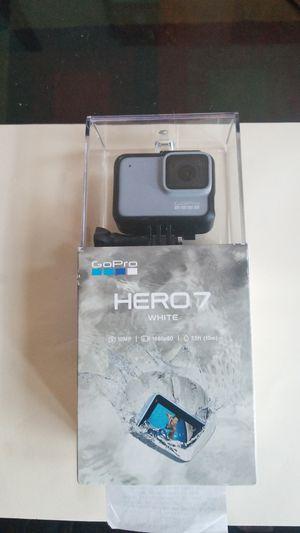 GoPro Hero 7 white for Sale in San Jose, CA