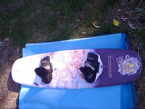 Wakeboard Greg Nelson pro series 144 for Sale in Gerber, CA