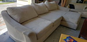 LARGE COMFY SOFA for Sale in Miami, FL