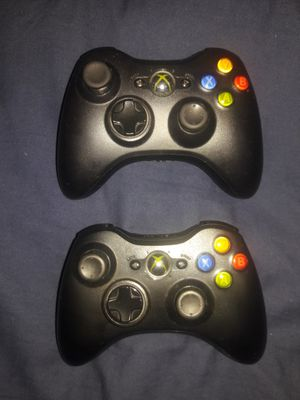 XBOX 360 WIRELESS CONTROLLERS for Sale in Phoenix, AZ