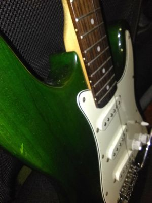 Jay T guitar w/ amp. and cord for Sale in Pico Rivera, CA