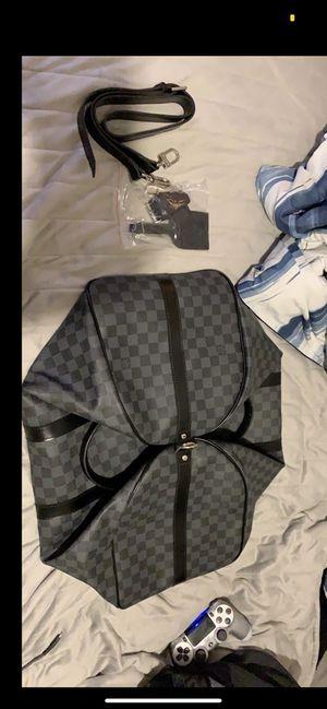 Louis Vuitton keepall bandouliere 55 for Sale in Weston, NE
