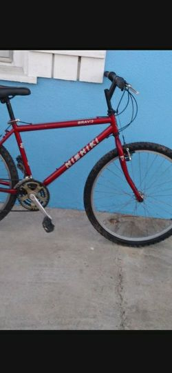Mountain bike For Sale Tires 26inches Frame 18inches good Condition Ready To Ride for Sale in South Gate,  CA