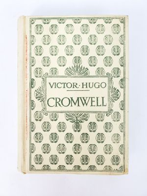 Cromwell by Victor Hugo in French - Hardcover Nelson Editors, (circa 1920's-30's) for Sale in Trenton, NJ