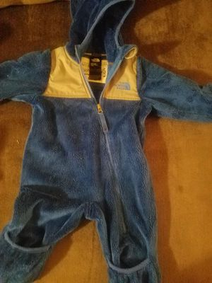 Northface snowsuit....infant swing.....mickey bouncer .....baby gate $20 for each item for Sale in Richmond, VA