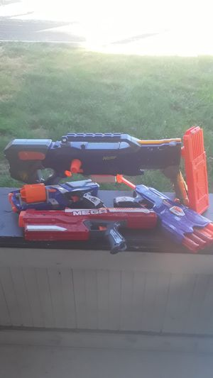 Nerf guns for Sale in Camas, WA