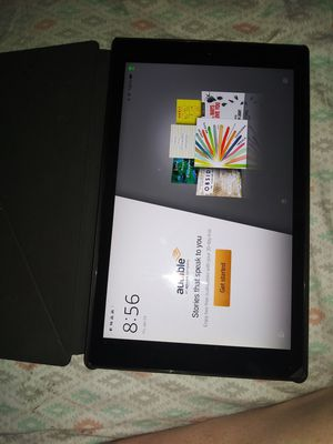 Amazon fire tablet 10inch 64 gbs for Sale in Las Vegas, NV