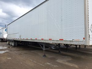 1995 Ally 53ft dry van trailer 4-Axl for Sale in Damascus, OR