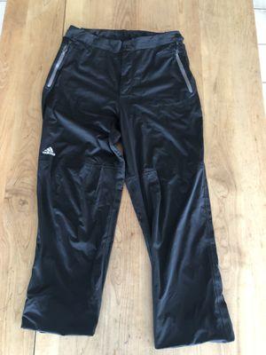 Adidas Weatherproof Pants Men's Large LIKE NEW!! for Sale in Phoenix, AZ