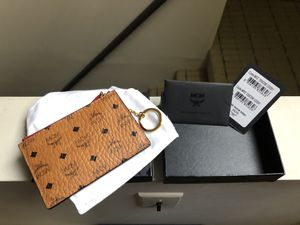 MCM Zip Wallet Brand New With Box And Accessories for Sale in Washington, DC