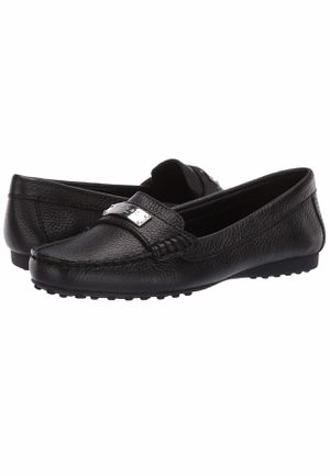 Coach Leather Loafer: Black 8 for Sale in Herndon, VA