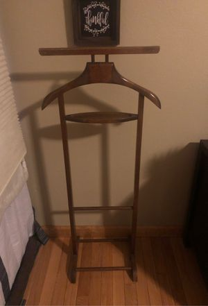 Clothes holder - suit hanger for Sale in Arnold, MO