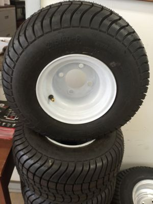Pontoon Boat Trailer Tire and Rim for Sale in Plant City, FL